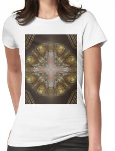 Golden 1 Womens Fitted T-Shirt