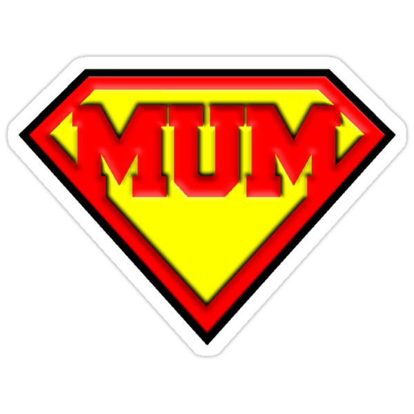 SuperMum by Benjamin Whealing