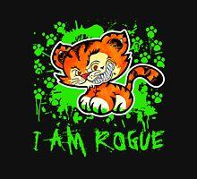 RogueTiger.com - Smirk Green (dark) Unisex T-Shirt