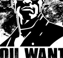 Come With Me If You Want To Lift - Arnold Gym Bodybuilding Sticker