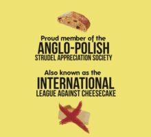 The Anglo-Polish Strudel Appreciation Society by thefinalproblem