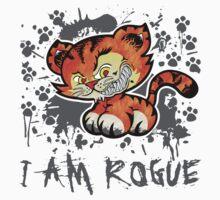 RogueTiger.com - Smirk Gray (light) by roguetiger