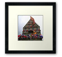 5th of May 2012 Framed Print