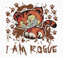 RogueTiger.com - Smirk Brown (light) by roguetiger