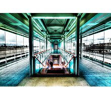 London's Glass Photographic Print