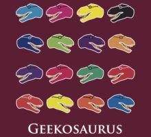 Geekosaurus by Transcendence