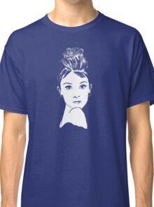 audrey Classic T-Shirt
