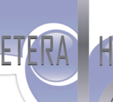 Etcetera Thesis Sticker