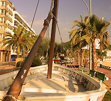 Sunny boat by jamesnortondslr