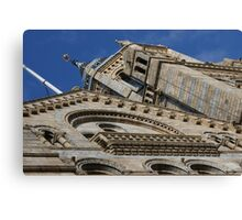 The Natural History Museum, London UK Canvas Print