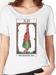 Hanged Man Tarot Women's Relaxed Fit T-Shirt