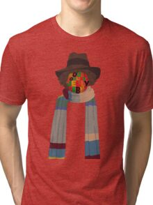 Would You Like A Jelly Baby? Tri-blend T-Shirt