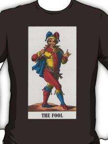 The Fool Tarot T-Shirt
