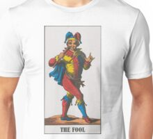 The Fool Tarot Unisex T-Shirt