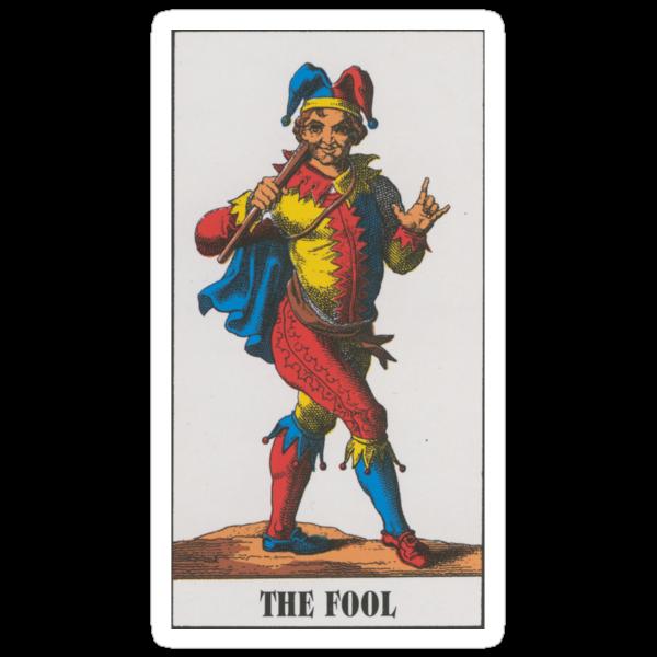 The Fool Tarot by babydollchic