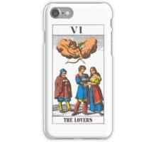 The Lovers Tarot iPhone Case/Skin