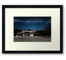 She Complained that He Never Bought Her Anything Expensive, so He Purchased Her a 5 Gallon Can of Gasoline Framed Print