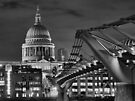 Walkway To St Pauls by Colin J Williams Photography