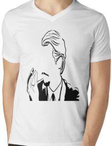 Steve Buscemi - Mr Pink Mens V-Neck T-Shirt