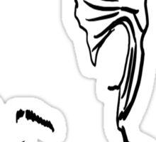 Steve Buscemi - Mr Pink Sticker