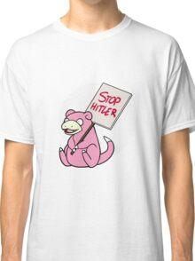 Slowpoke Protest Classic T-Shirt