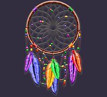 Dreamcatcher Rainbow Feathers Unisex T-Shirt