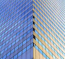 New York windows view by Alexandre Manuel