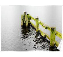 Port, Baltic Sea Poster