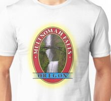 Multnomah Falls Columbia River Gorge Oregon Unisex T-Shirt