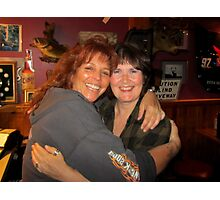 Angel From Montgomery ~ Vocals by Debbie Robbins Photographic Print