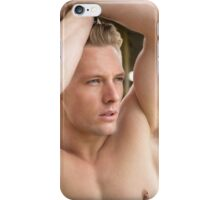 Muscle Beauty at Low Tide with Daniel iPhone Case/Skin