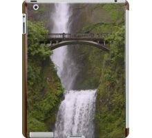 Multnomah Falls Columbia River Gorge Oregon iPad Case/Skin
