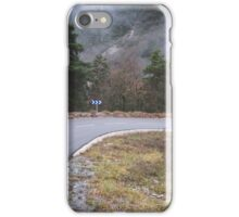 A Mountain Road  iPhone Case/Skin