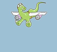When Dinosaurs Fly! Unisex T-Shirt