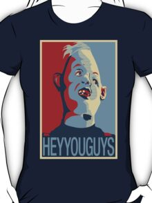 """Sloth from The Goonies - """"Hey You Guys"""" T-Shirt"""