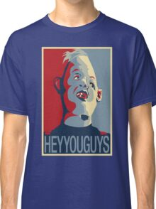 """Sloth from The Goonies - """"Hey You Guys"""" Classic T-Shirt"""