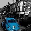 The Blue Beetle by Zozzy-zebra