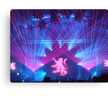Gatecrasher  Canvas Print