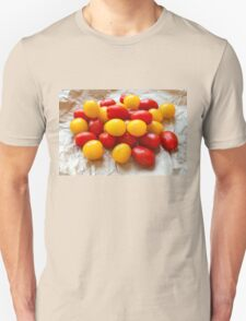 Red and Yellow Cherry Tomatoes T-Shirt