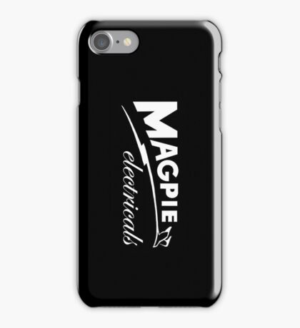 Magpie Electricals iPhone Case/Skin