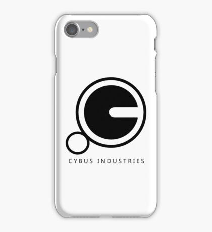 Cybus Industries iPhone Case/Skin