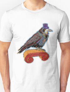 Well Dressed Raven T-Shirt