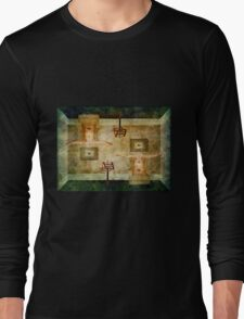 parallel worlds Long Sleeve T-Shirt