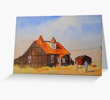 Dungeness Greeting Card