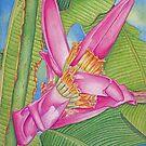 Banana Blossom by joeyartist