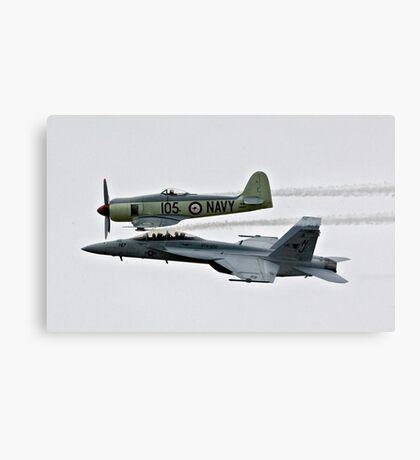 Legacy Flight Canvas Print