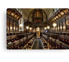 St Andrews Church Gatton Canvas Print