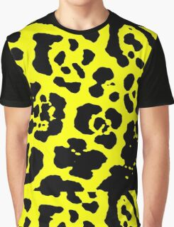 Jaguar Skin Graphic T-Shirt