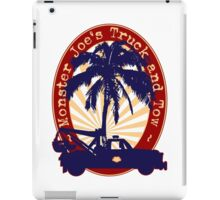 Monster Joe's Truck and Tow iPad Case/Skin