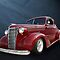 38 Chevrolet Coupe by Bill Dutting